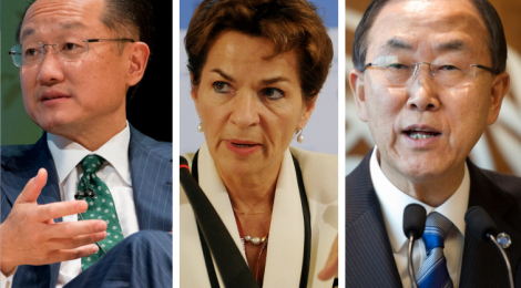 01.27.14 - World leaders weigh in on fossil fuel divestment