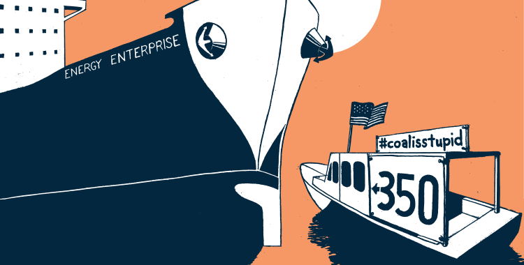 10.27.14 - Climate Change on Trial: The Lobster Boat Blockade