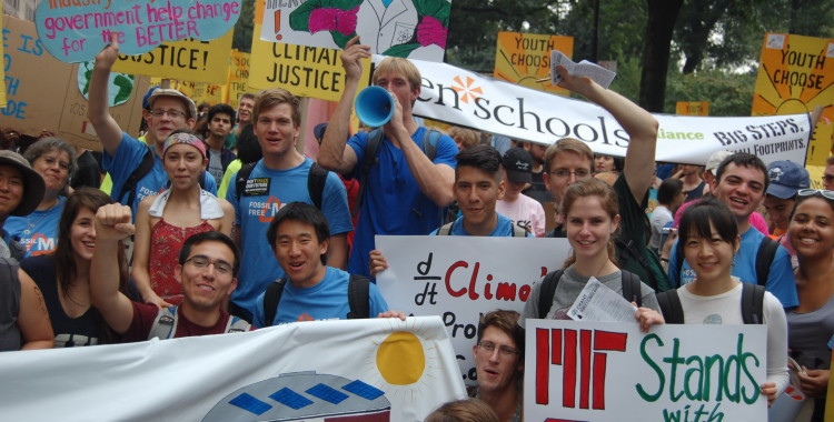 11.10.14 - Join the MIT Climate Conversation, Support Divestment!