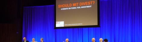 04.09.15 - 500 Attend High-Profile MIT Divestment Debate