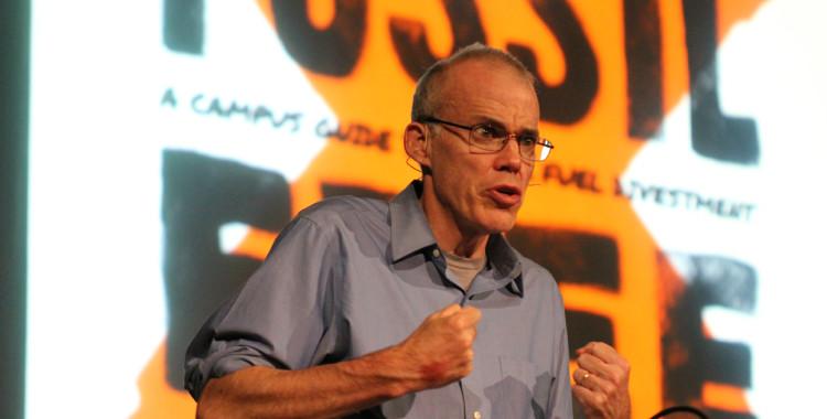 2015.04.16 - FFMIT Hosts Bill McKibben & 350.org at MIT