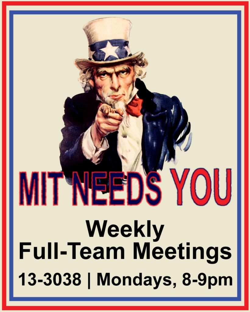 WeeklyMeetings_MITNeedsYou_Mondays8to9pm