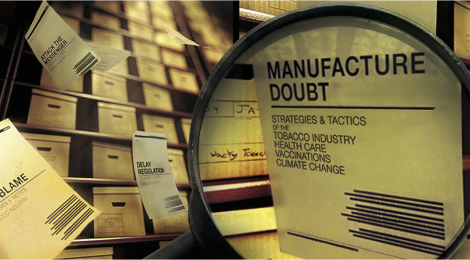 2015.08.30 - Free Movie Screening - Merchants of Doubt