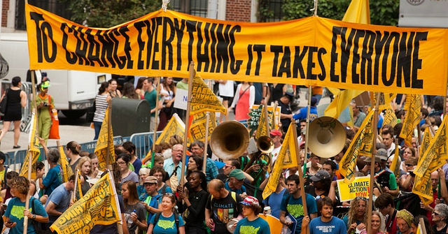 Join Fossil Free MIT at the People's Climate March!